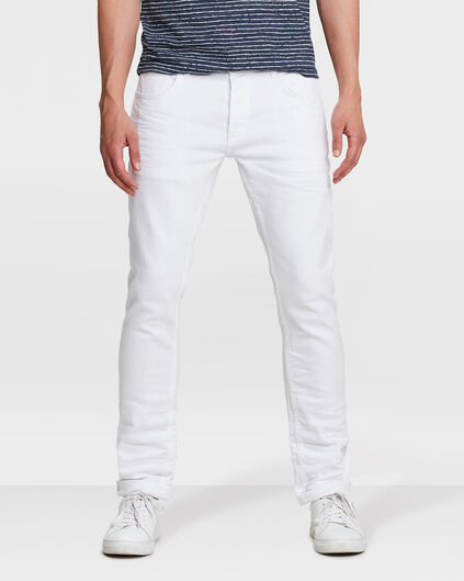 JEANS BLUE RIDGE TAPERED SLIM FIT HOMME Blanc