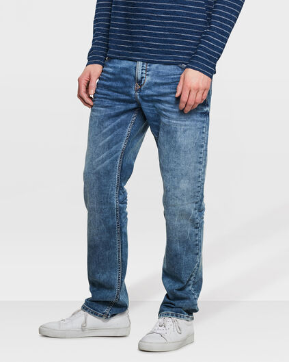 JEANS RELAXED TAPERED JOG DENIM J HOMME Bleu