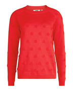 PULL A POIS FEMME_PULL A POIS FEMME, Rouge