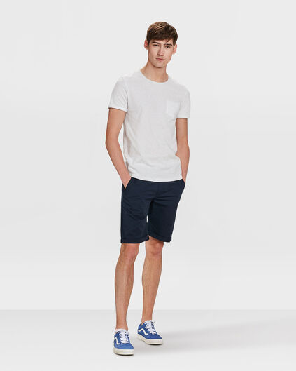 HERREN-REGULAR-FIT-SHORTS Bleu marine