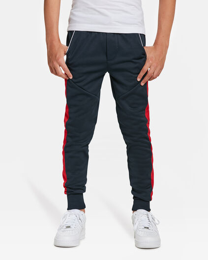 PANTALON SWEAT SPORTY GARÇON Bleu marine