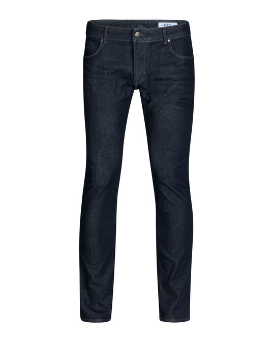 Jeans slim fit comfort stretch homme Bleu