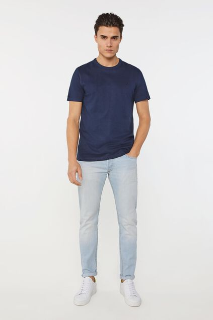 Jeans skinny fit homme Bleu eclair