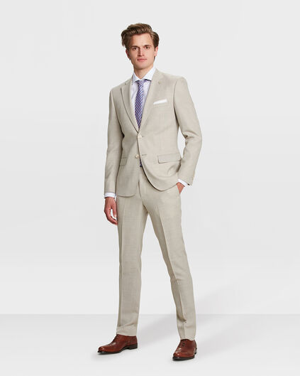 COSTUME SLIM FIT LANARK HOMME