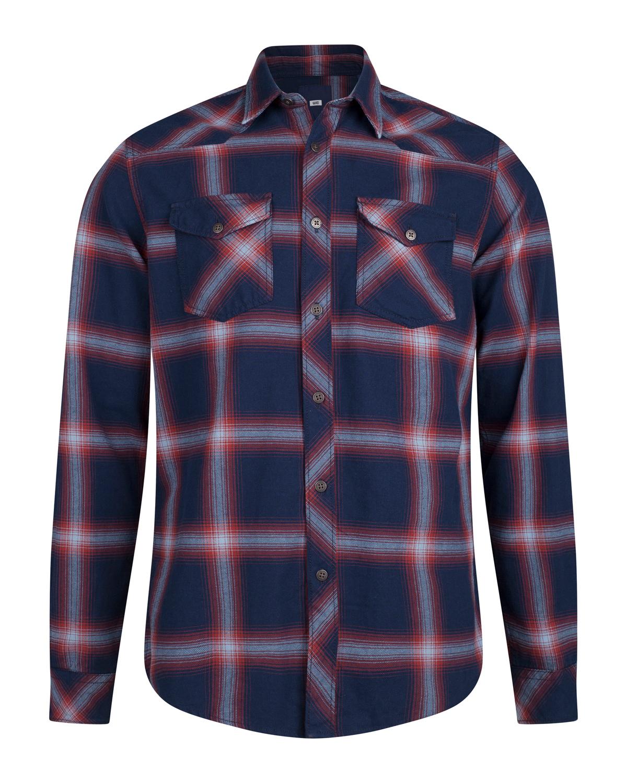 Geruit Overhemd Heren.Heren Relaxed Fit Geruit Overhemd 88646336 We Fashion