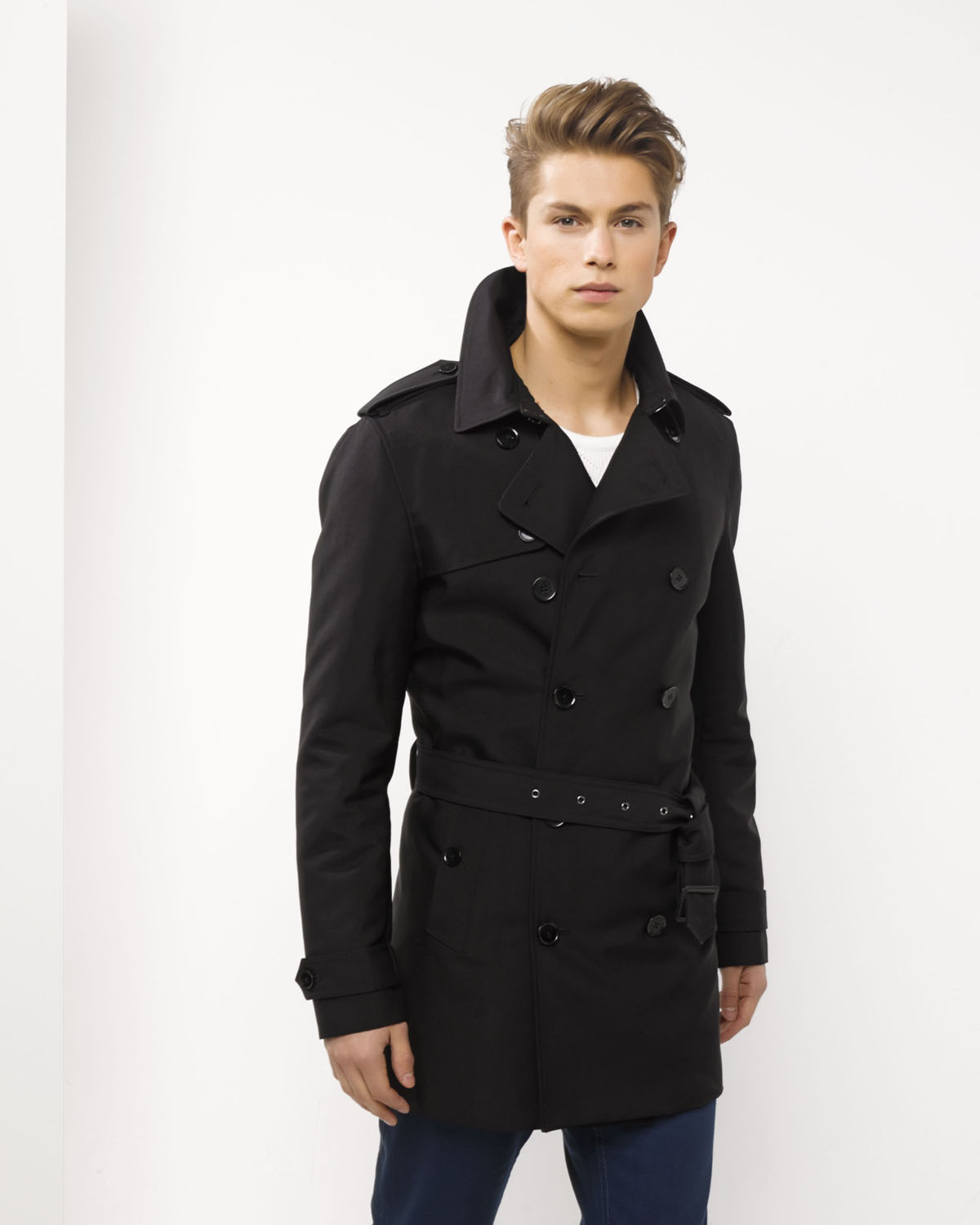 look out for reliable quality exclusive deals TRENCH-COAT HOMME | 78417717 - WE Fashion