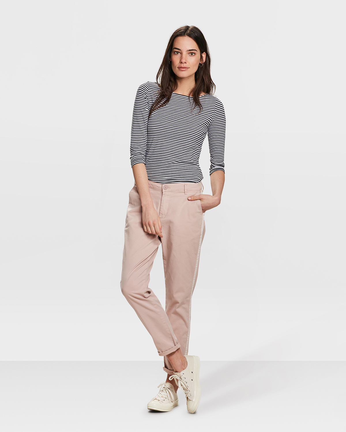 Fashion Fit Relaxed Chino80753537 We Dames uTZXiOkP