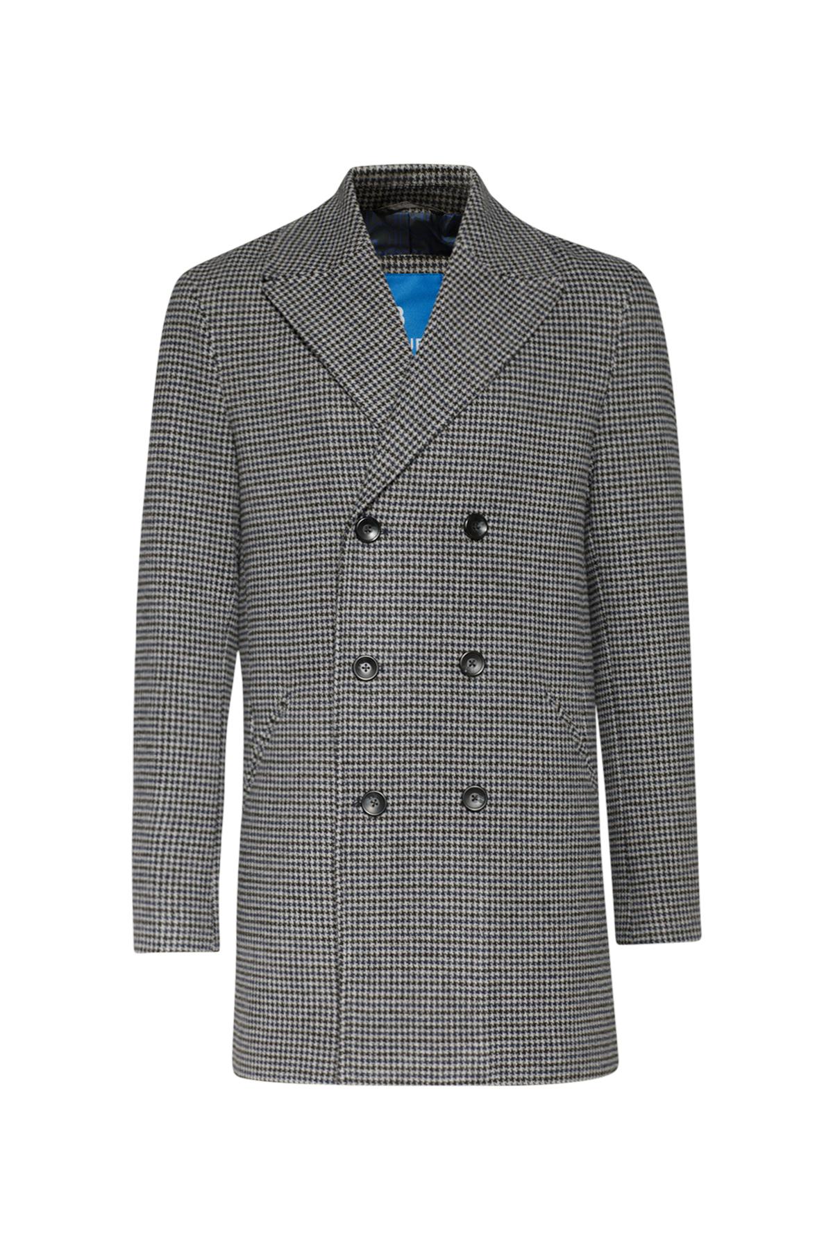 Fashion 0120 Homme94620221 We Poule Manteau Pied De YfvmyIb76g