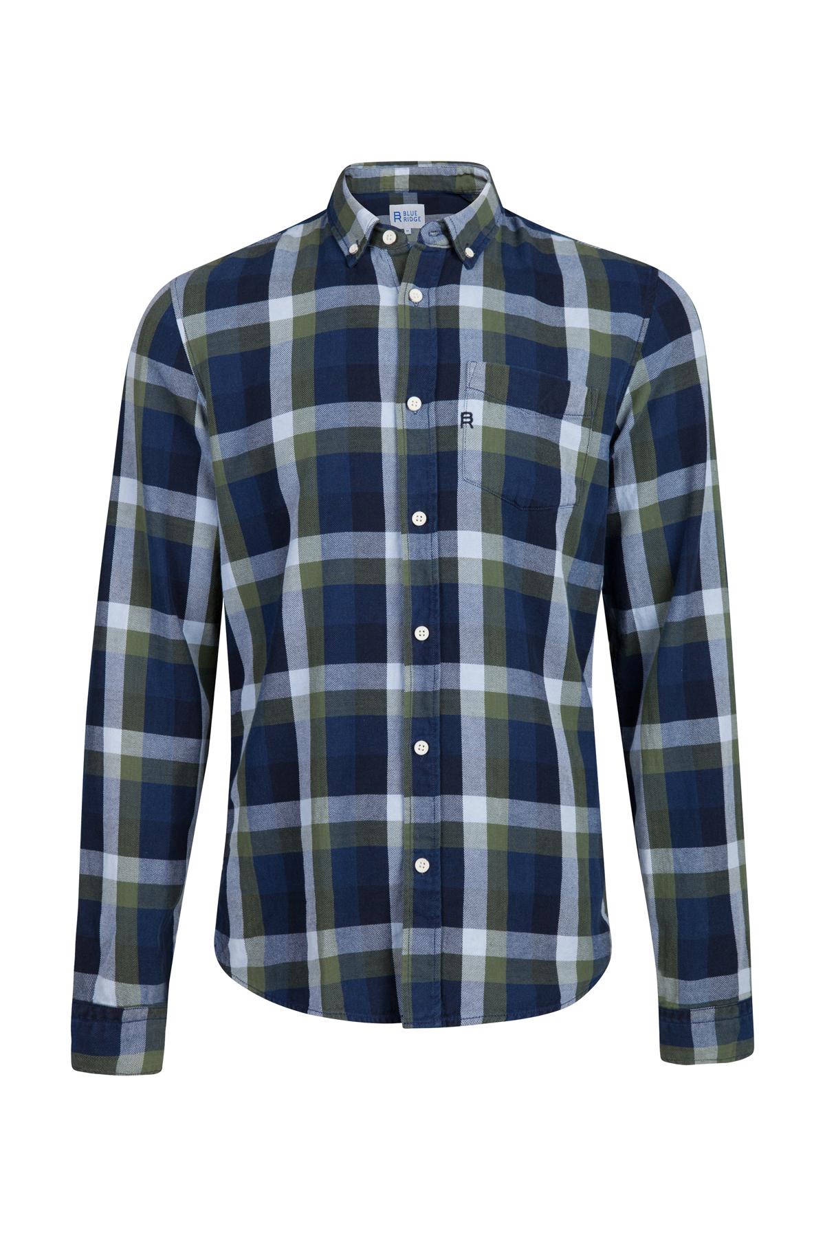 Ruiten Overhemd Heren.Heren Ruit Overhemd 94624069 We Fashion