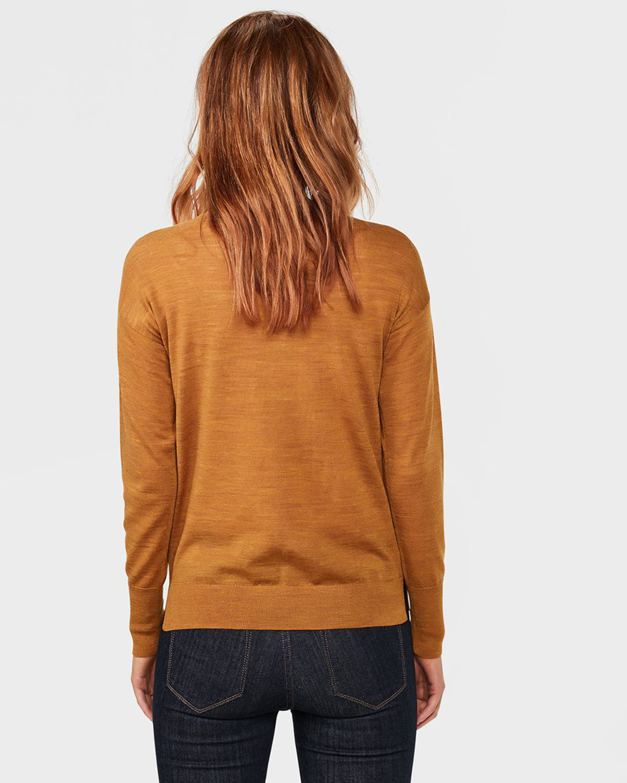 Merino Trui Dames.Dames Merino Wool Knit Trui 79357159 We Fashion