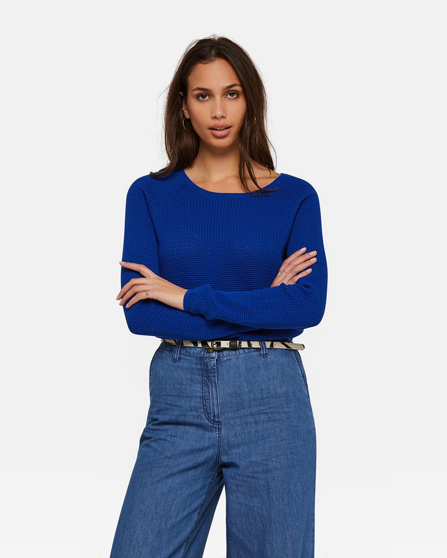 Trui Blauw Dames.Dames Trui 92840638 We Fashion
