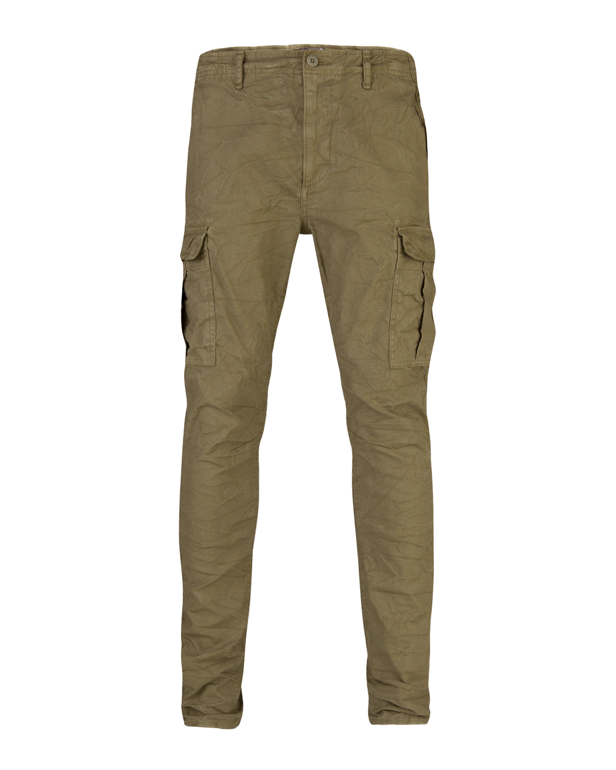 HEREN LOOSE TAPERED CARGO BROEK | 79871013 - WE Fashion