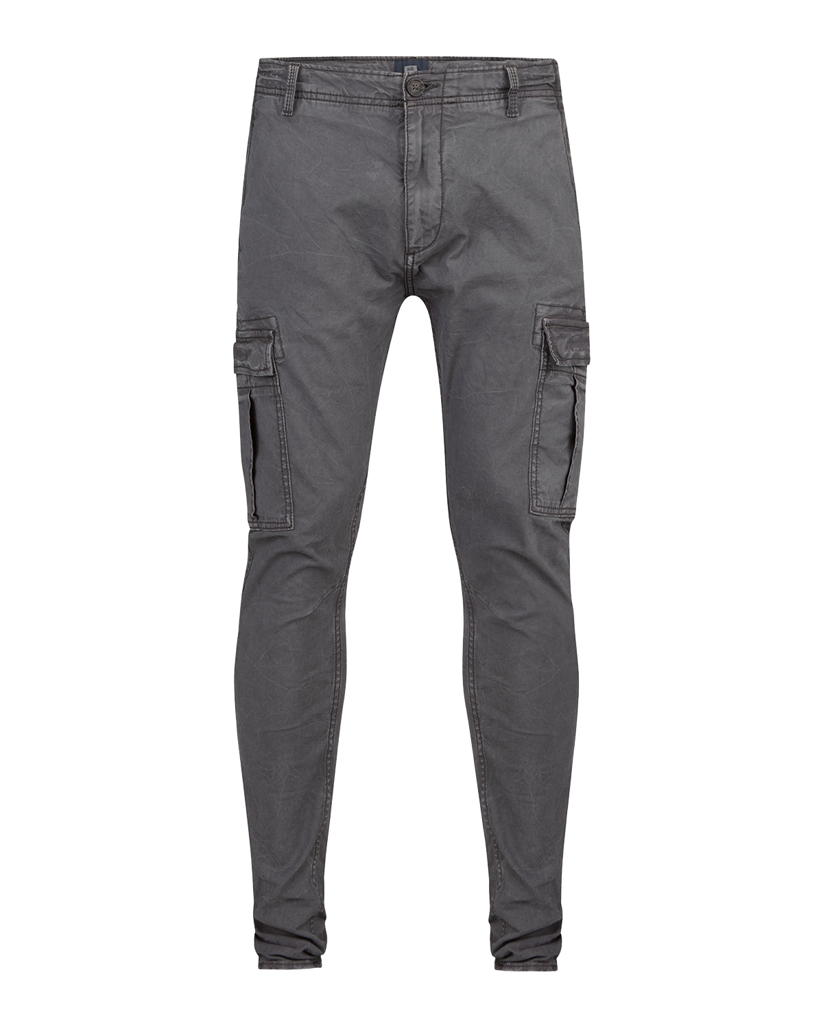 HEREN SLIM FIT CARGO BROEK | 79994583 - WE Fashion